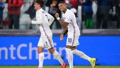 Испания – Франция. Мбаппе против Бускетса. Стартовые составы на финал