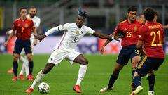 Испания – Франция – 1:2. Странное решение VAR. Видео голов и обзор матча