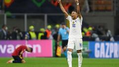 Франція стала другим переможцем Ліги націй. Першим була Португалія