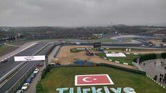 Праздник Формулы-1 в Стамбуле. Как Турция Гран-при принимала
