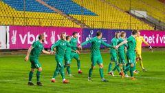 Альянс одержал волевую победу над Олимпиком и обошел Кривбасс