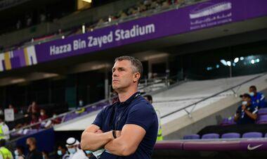 Журналист: Ребров покинет ОАЭ в мае и будет следить за событиями в сборной