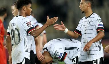 Немцы поедут в Катар. Результаты и турнирные таблицы квалификации ЧМ-2022