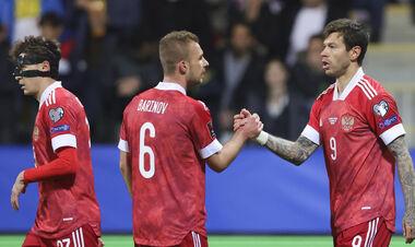 Словения – Россия – 1:2. Видео голов и обзор матча