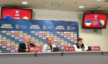 Ілля ЗАБАРНИЙ: «Поле не готове до таких матчів. Потрібно щось міняти»