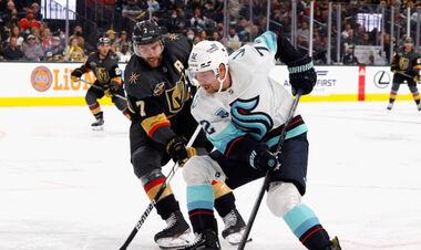 Стартовал новый сезон НХЛ. Первый матч Кракенов, Питтсбург разгромил Тампу