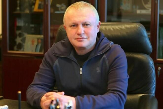 Игорь СУРКИС: «Мы с братом убеждали Ахметова принять Шахтер»