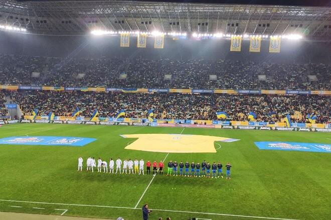 Украина – Босния и Герцеговина – 1:1. Текстовая трансляция матча