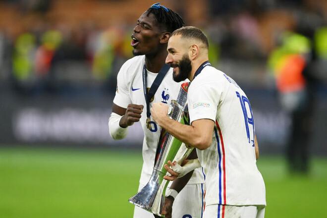Дидье ДЕШАМ: «Бензема — очень важный игрок для Франции»
