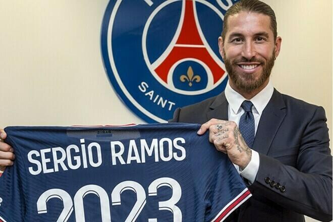 Стало известно, когда Рамос сможет дебютировать за ПСЖ
