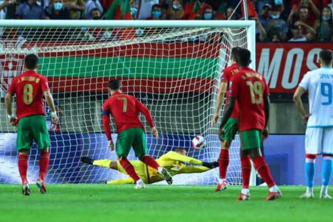 Португалия и Сербия остались в битве за прямой выход на ЧМ-2022