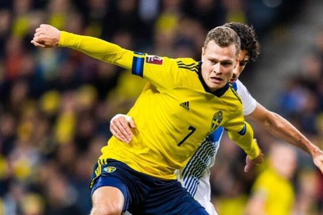 Швеция выбросит Испанию в стыковые матчи? Шведы лидируют в группе
