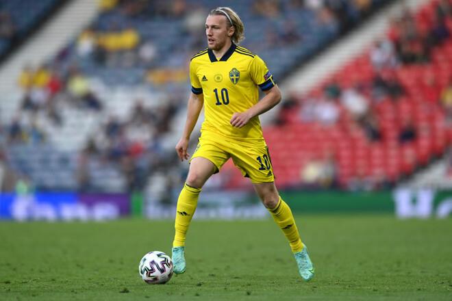 Швеция – Греция – 2:0. Шведы в лидерах. Видео голов и обзор матча