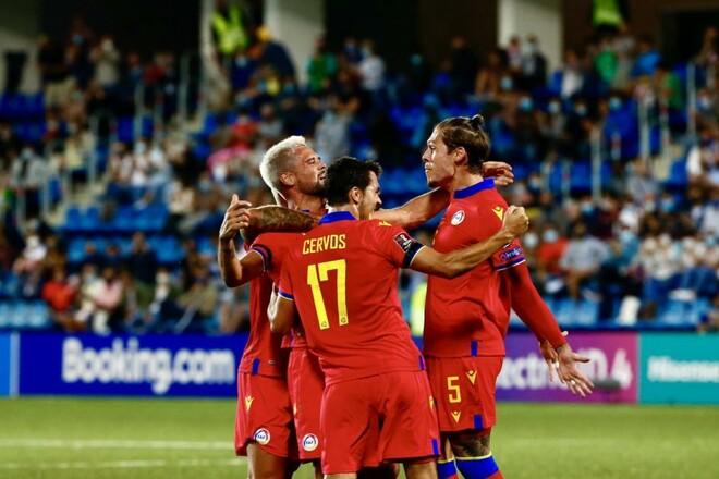 Сан-Марино – Андорра – 0:3. Битва карликов. Видео голов и обзор матча