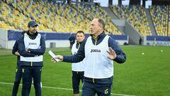 Украина – Босния и Герцеговина. Аудиотрансляция матча квалификации ЧМ-2022
