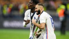 Дідьє Дешам: «Бензема — дуже важливий гравець для Франції»