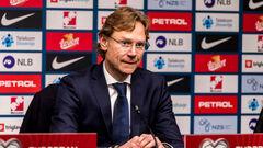 Валерій КАРПІН: «У наступних матчах потрібно набрати стільки ж очок»