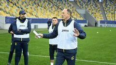 Петраков определил состав сборной Украины на матч против Боснии