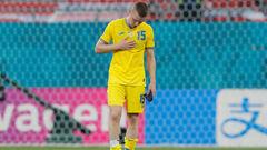 Виктор ЦЫГАНКОВ: «Сборная Украины не опускает руки, есть еще один матч»