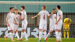 Данія достроково пробилася на мундіаль у Катар, вигравши всі 8 матчів групи