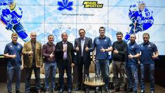 ХК Сокол начал сотрудничество с Parimatch Ukraine