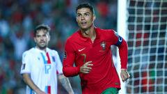 Португалия – Люксембург – 5:0. Хет-трик Роналду. Видео голов и обзор матча