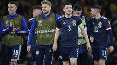 Фарери – Шотландія – 0:1. Відео голу Дайксу і огляд матчу