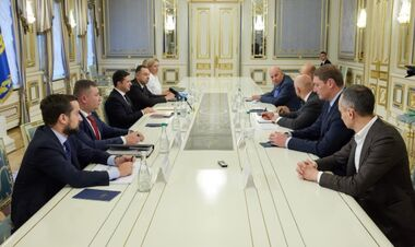 Зеленский призвал обеспечить проведение Евробаскета-2025 в Украине