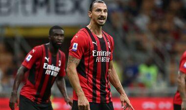 Ибрагимович приступил к тренировкам в общей группе Милана
