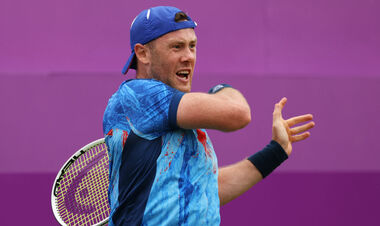 Известный украинский теннисист выступит на Кубке Кремля