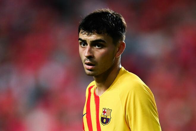 Один из лидеров Барселоны пропустит матч с Динамо