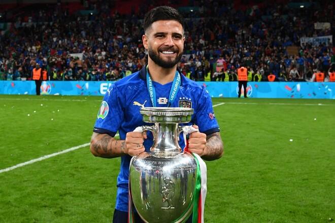 ВИДЕО. Два игрока сборной Италии сделали тату в честь победы на Евро-2020