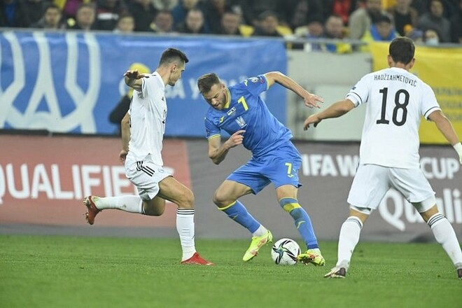 Андрей ЯРМОЛЕНКО: «Наша мечта — попасть на чемпионат мира»