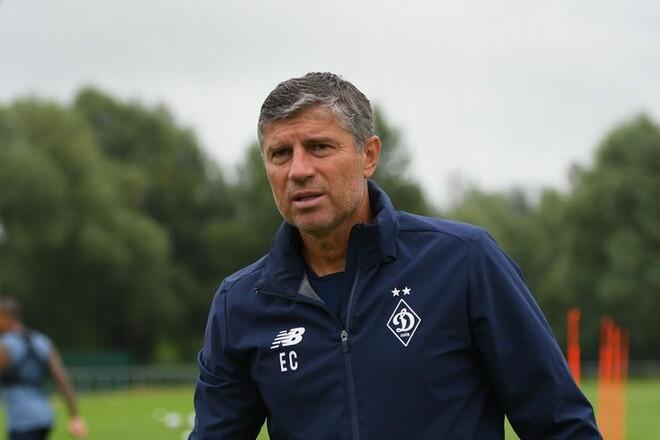 Помощник Луческу: «Игроки Динамо должны быть готовы к любому сопернику»