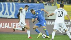 Максим КАЛИНИЧЕНКО: «Матч Украины — это тренерское поражение»