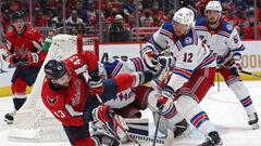 НХЛ. 5 шайб Вашингтона, перемоги Колорадо, Анахайма і Торонто