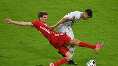 Байер – Бавария. Прогноз и анонс на матч чемпионата Германии
