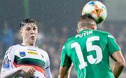 Украинский футболист Путин не подошел белорусскому Неману