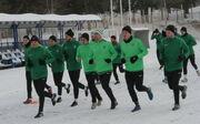 Клуб Первой лиги 30 часов добирался в Турцию на сборы