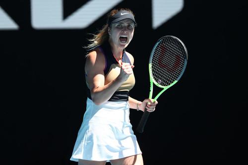 ВИДЕО. Как Свитолина одержала победу на старте Australian Open