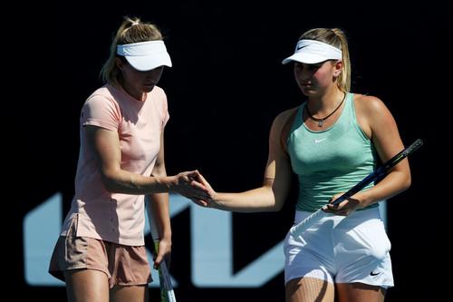 Australian Open. Расписание украинок на десятое февраля