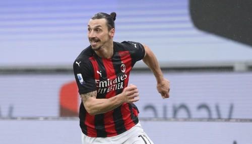 Ибрагимович хочет продлить контракт с Миланом
