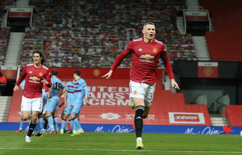 Манчестер Юнайтед – Вест Хэм – 1:0. Пас пяткой! Видео гола и обзор матча