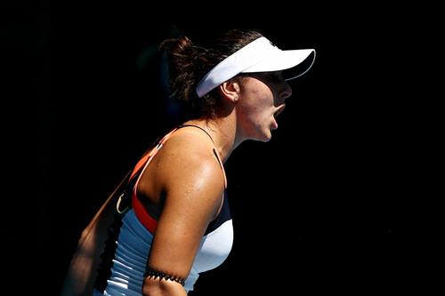 Андрееску и Квитова покидают Australian Open после второго круга