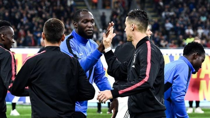 Ювентус - Интер. Роналду против Лукаку. Стартовые составы ...