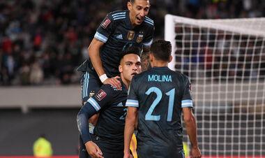 Колумбія зіграла внічию з Еквадором, Аргентина обіграла Перу