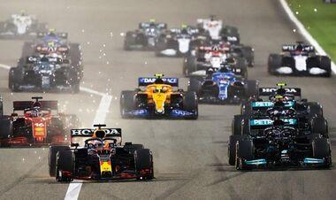 Формула-1 опубликовала календарь на сезон-2022