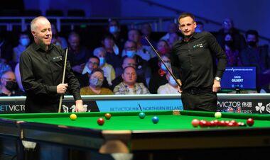 Northern Ireland Open: Трамп и Мерфи не пробились в полуфинал
