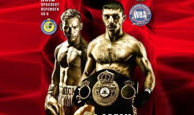 Чемпион WBA Артем Далакян будет защищать свой титул в Киеве