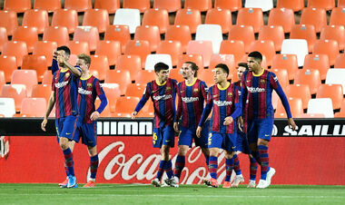 Барселона - Валенсія. Прогноз на матч чемпіонату Іспанії